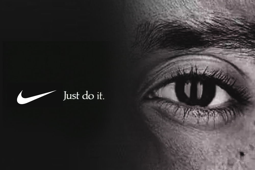 """""""Just Do It"""" Campaign By Nike"""