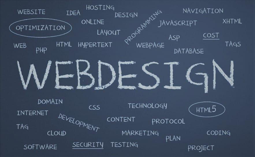 online web design degree