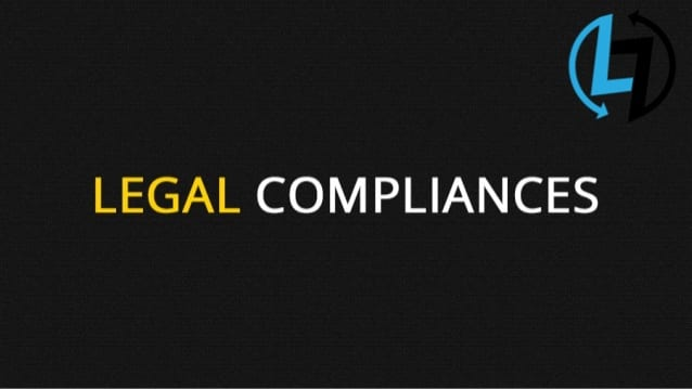 Legal Compliances For Startups