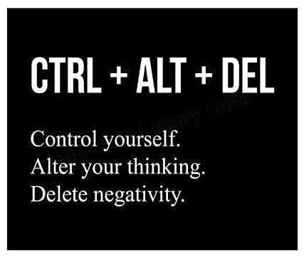 Be Ready for Negativity