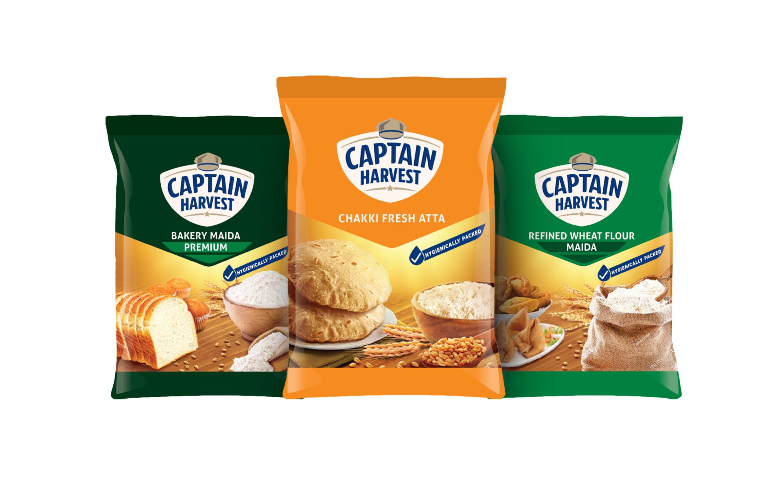 Captain Harvest Portfolio