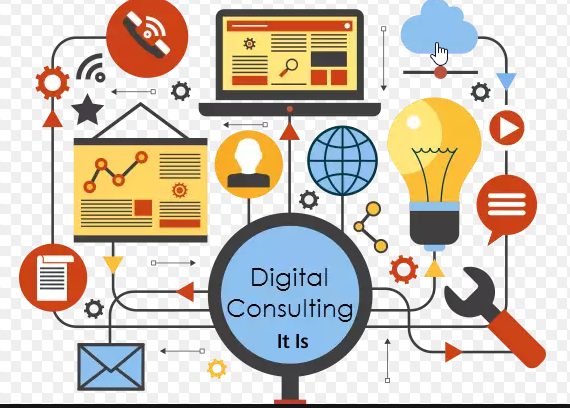 Why Digital Consulting?