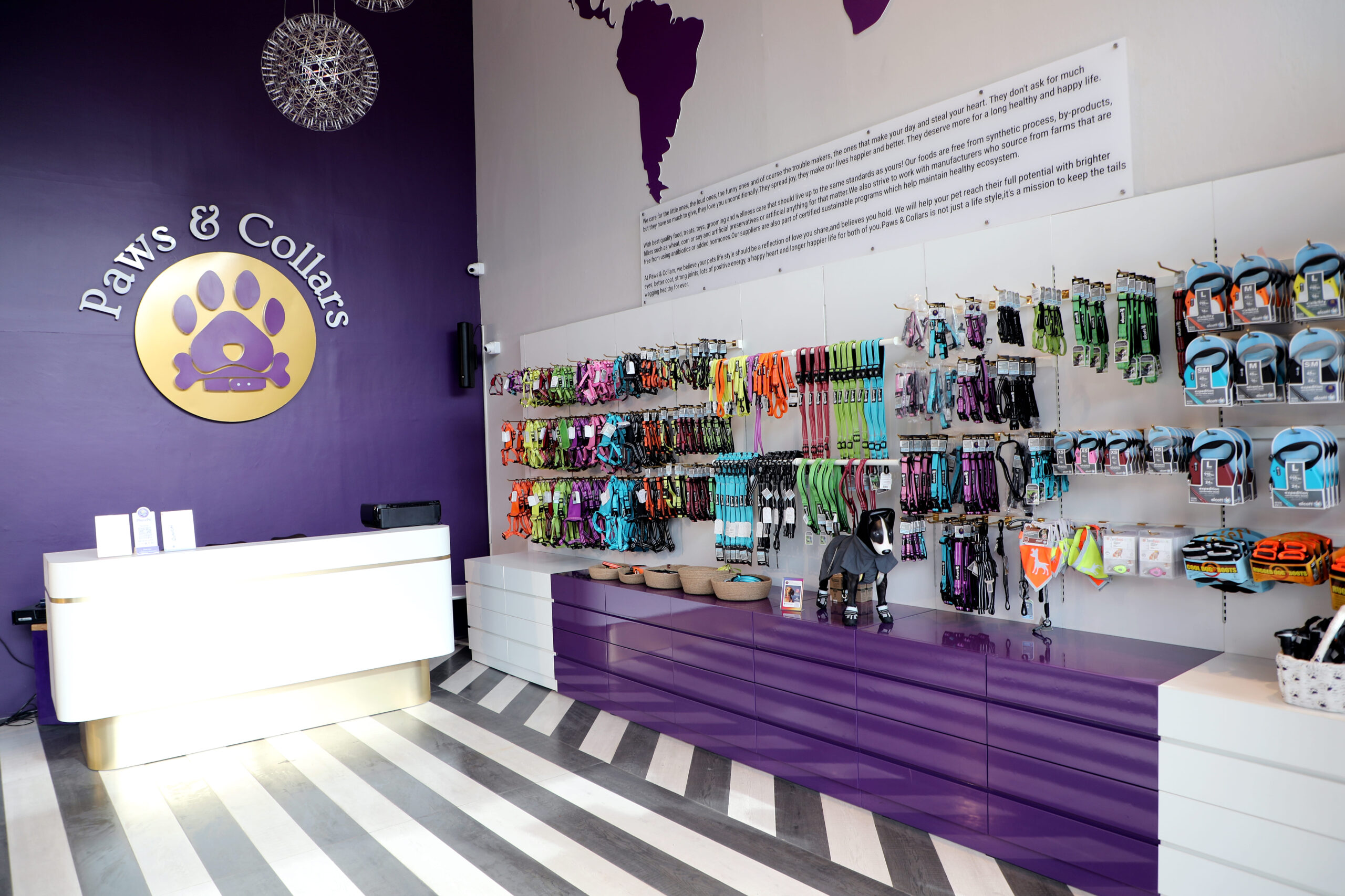 First of its Kind Paws n Collars Launches Pet Mall