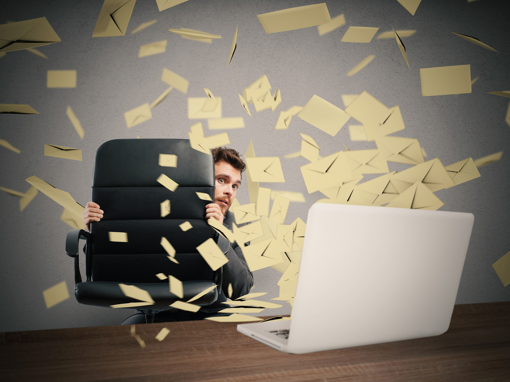 Digital overload and fatigue creeps up on users