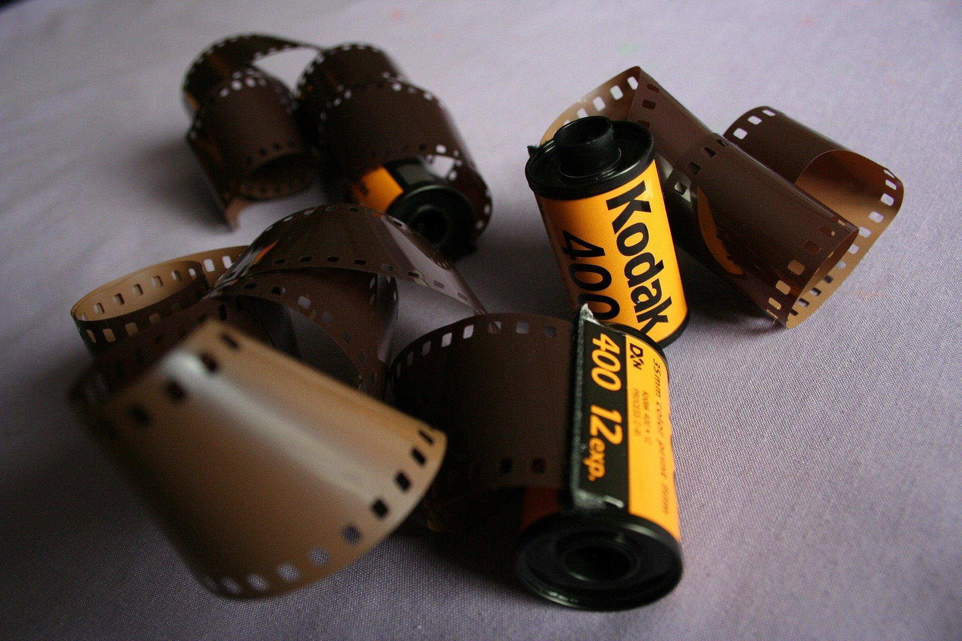 Despite Pioneering Camera Technology, Kodak Failed to Keep Up.